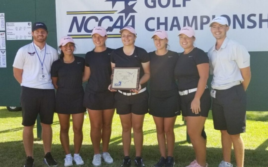 OKWU Women's Golf Places Third in NCCAA National Championships