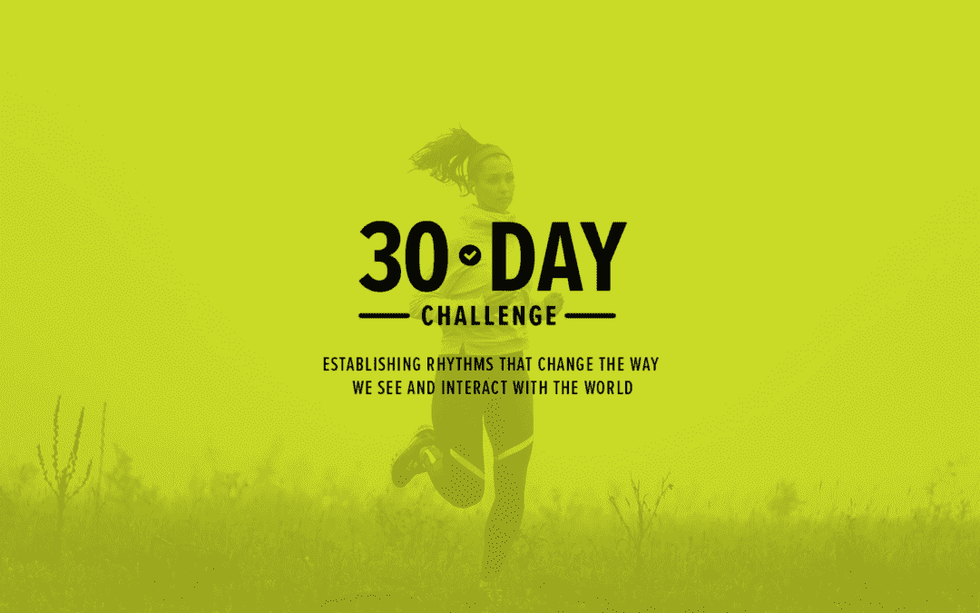 OKWU On the Move: Preparing for the 30 Day Challenge