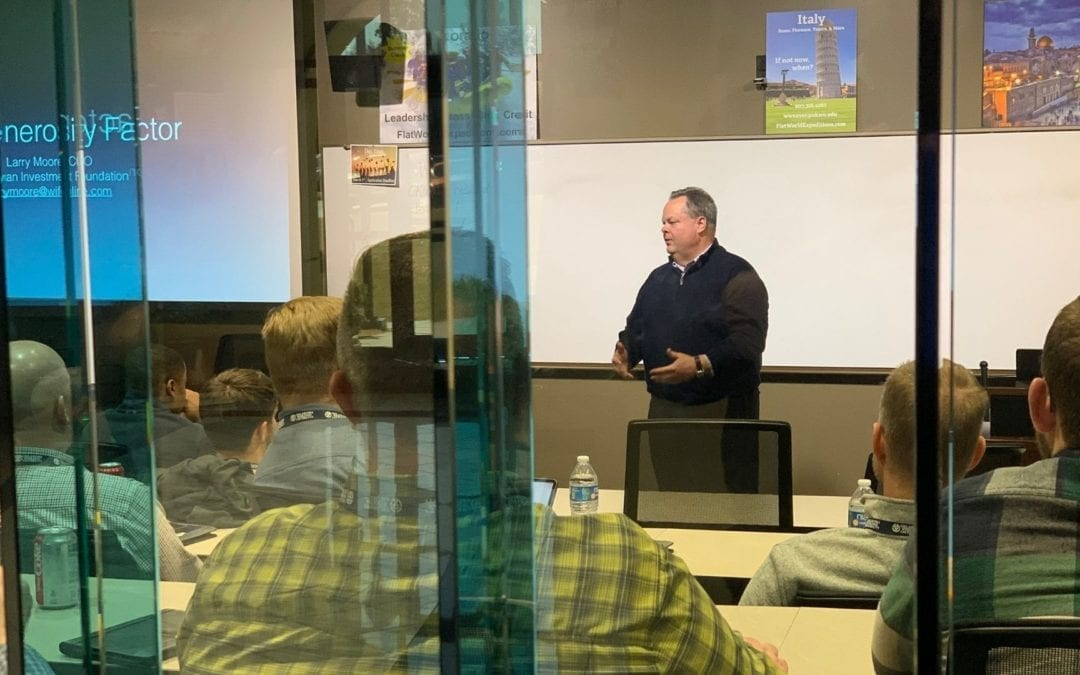 Dunn Institute Aids Church Leaders in Business