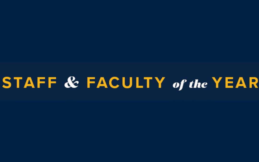 OKWU Awards Faculty and Staff of the Year Honors