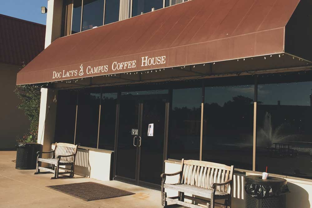 Doc Lacy's Campus Coffee House