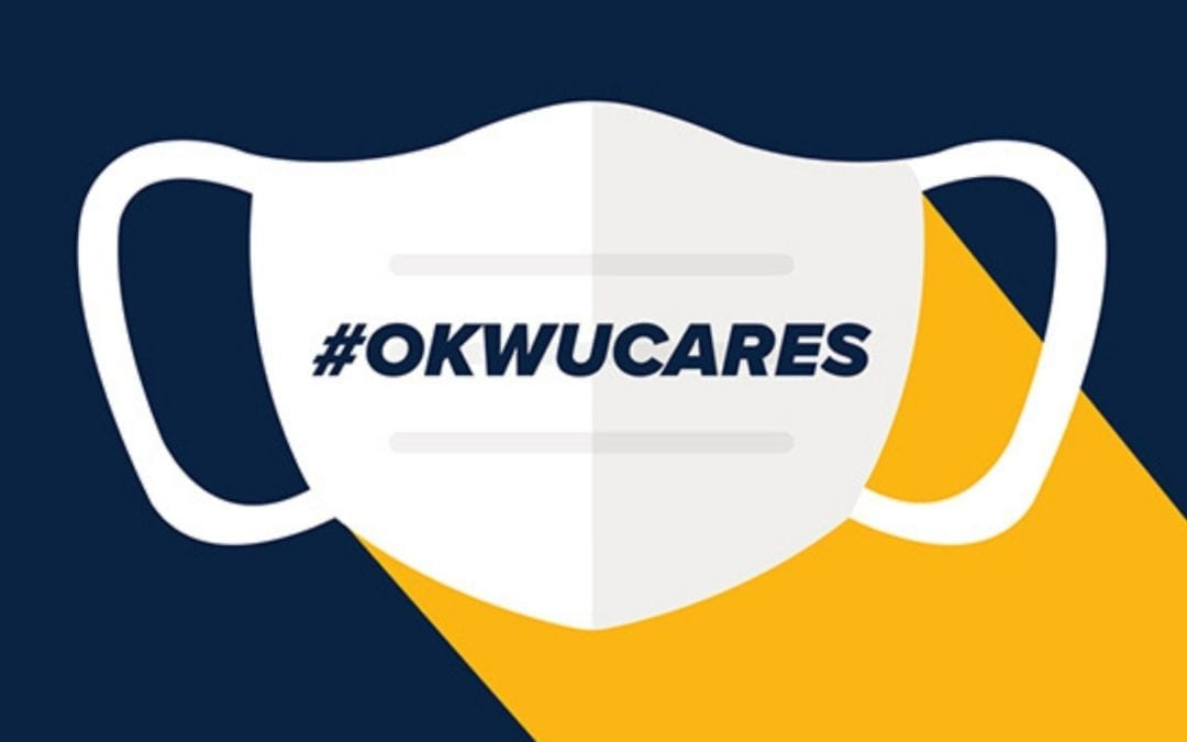 #OKWUCares: Here's How You Can Care for OKWU