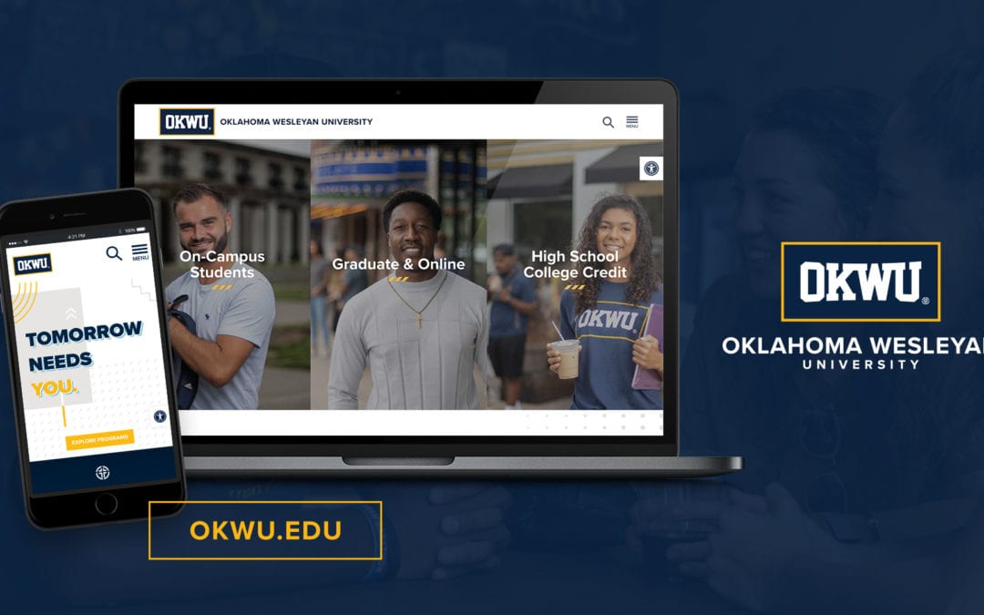 OKWU Launches New Brand and Website