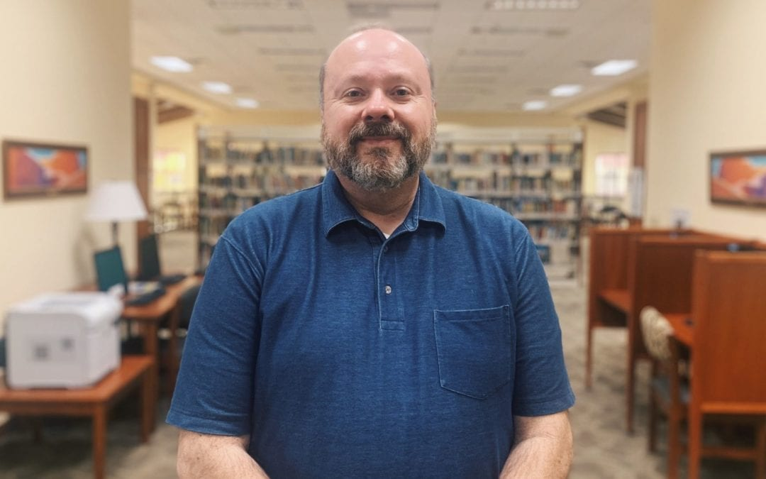Meet Your OKWU Prof: Greg Tackett