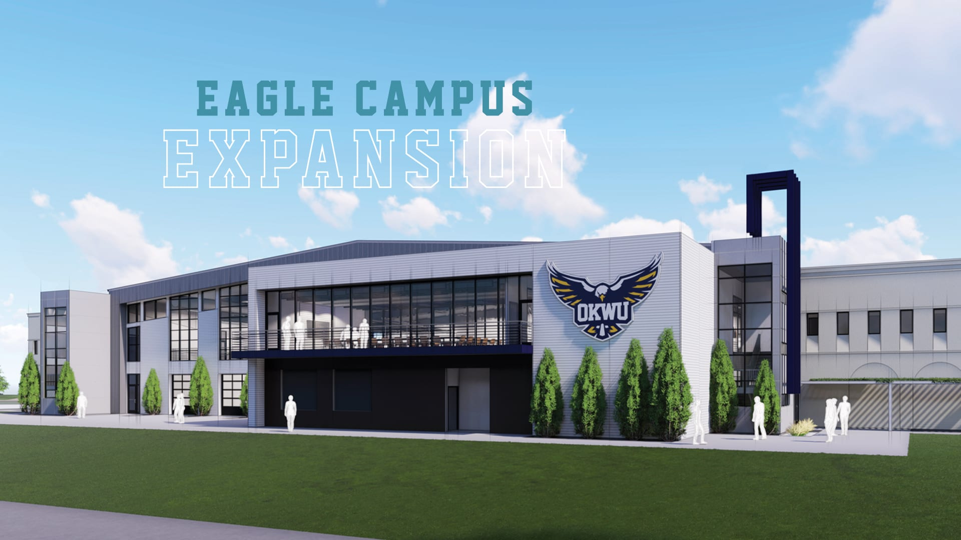x feature campus expansion