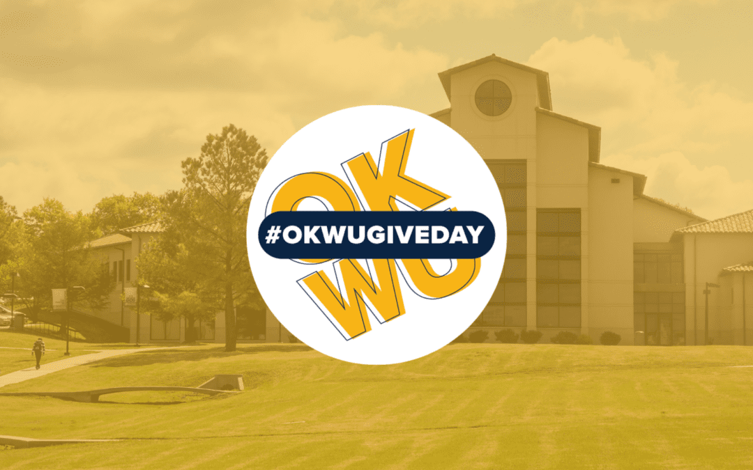 #OKWUGiveDay 2021: Give Today. Build Tomorrow.
