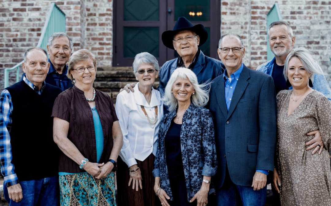Marked for Service: Colaws Honored with 2021 President's Award