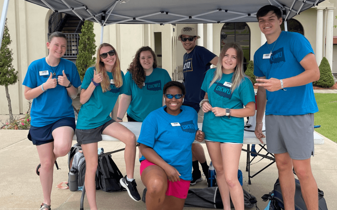 Four Ways You Can Pray for OKWU's Summer Ministry Teams